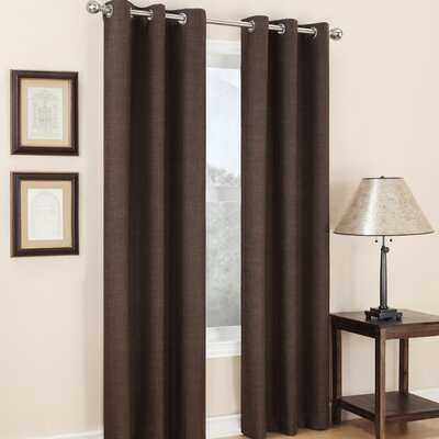 Winslow Thermal Lined Single Curtain Panel Product Photo
