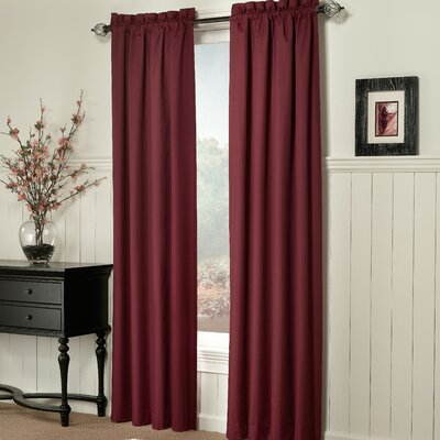 Brockton Thermal Lined Single Curtain Panel Product Photo