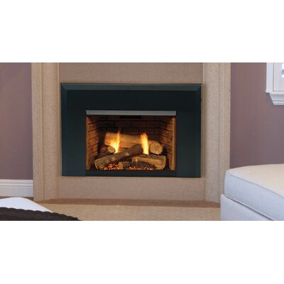 majestic fireplace topaz 30 insert direct vent gas