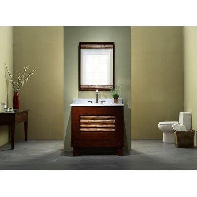 """Ryvyr Bambu 36"""" Bathroom Vanity Base"""