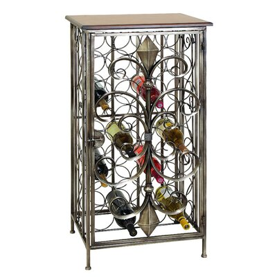 Casa Cortes 32 Bottle Wine Rack by EC World Imports