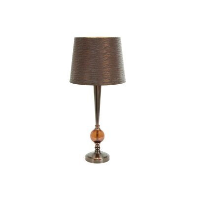 Ec World Imports Urban Solar Glass 26 Quot Table Lamp With