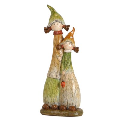 Mushroom Sisters Figurine by Fantastic Craft