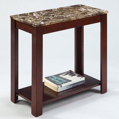 Devon Chairside Table by Crown Mark