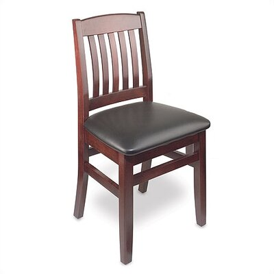 Bulldog Side Chair by Holsag