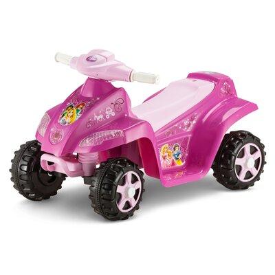 Princess OPP Toddler Quad 6V Battery Powered ATV by Kid Trax