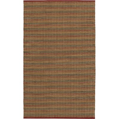 Natures Elements Fire Crimson Area Rug by Couristan