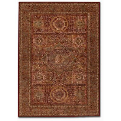 Old World Classics Mamluken Burgundy Area Rug by Couristan