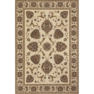 Everest Leila/Ivory Area Rug by Couristan