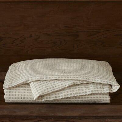 Coyuchi Birch Cotton/Linen Duvet Cover
