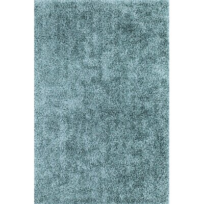 Illusions Shag Light Blue Area Rug by Dalyn Rug Co.