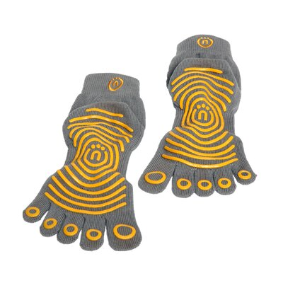 Natural Fitness Grip Socks