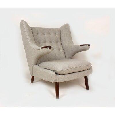 The Olsen Lounge Chair by Stilnovo