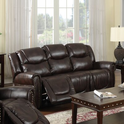 Toledo Reclining Sofa by Beverly Fine Furniture