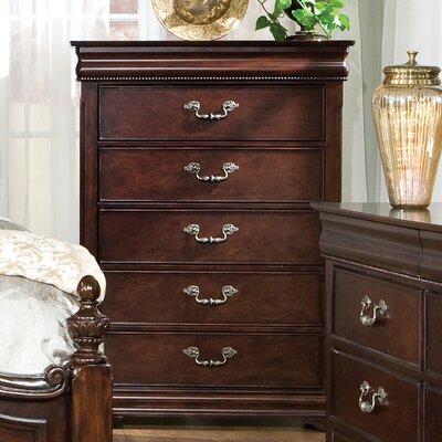 Standard Furniture Westchester 5 Drawer Chest