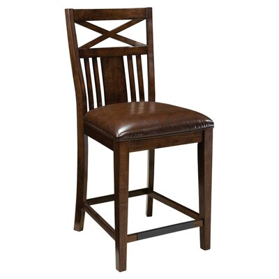 "Standard Furniture Sonoma 24"" Bar Stool with Cushion"