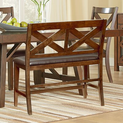 Omaha Wood Kitchen Bench by Standard Furniture