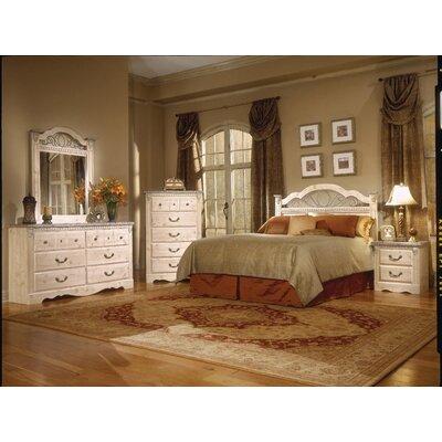 Standard Furniture Seville Panel Customizable Bedroom Set
