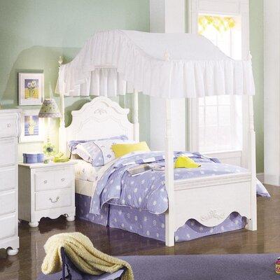 Standard Furniture Princess Canopy Bed Amp Reviews Wayfair