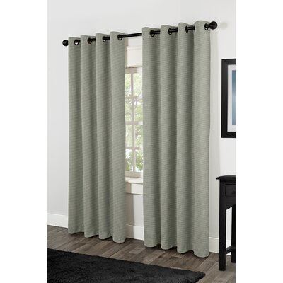 Rita Heavyweight Curtain Panels (Set of 2) Product Photo
