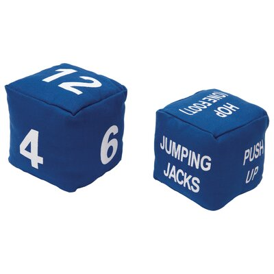 Fitness Dice by 360Athletics