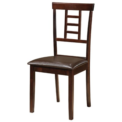 Side Chair in Brown by Glory Furniture
