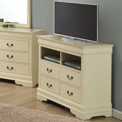 4 Drawer Media Chest by Glory Furniture