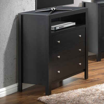 3 Drawer Media Chest by Glory Furniture