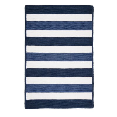 Colonial Mills Portico Nautical Indoor/Outdoor Area Rug Rug PO59