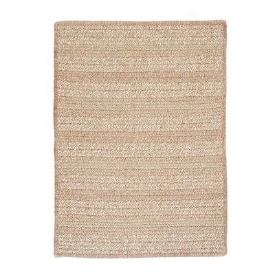 Colonial Mills Texture Woven Buff Blend Area Rug