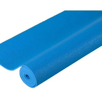 J Fit Premium Yoga Mat in Aqua Blue