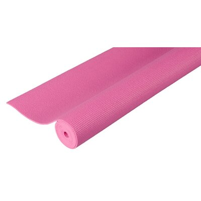 Premium Yoga Mat in Hot Pink by J Fit