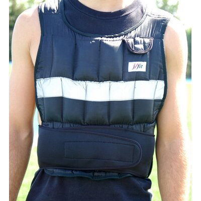 J Fit 30 lbs Adjustable Weighted Vest