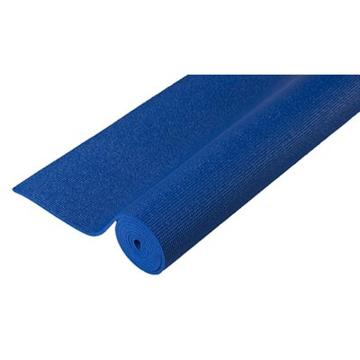 Pilates Yoga Mat in Dark Blue by J Fit