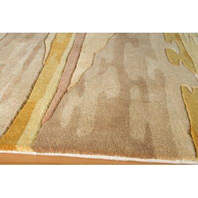 Momeni New Wave Sand Area Rug