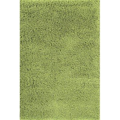 Momeni Comfort Shag Lime Area Rug