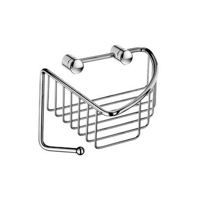 Sideline Corner Soap Basket by Smedbo