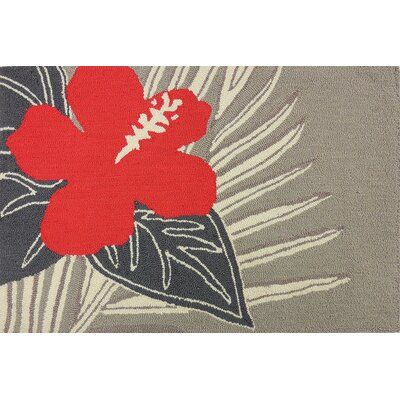 Gala Hibiscus Multi Area Rug by Homefires