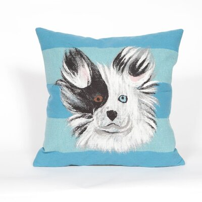 Visions III Snowball Throw Pillow by Trans Ocean