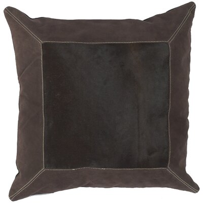 Bold Hide Throw Pillow by Surya
