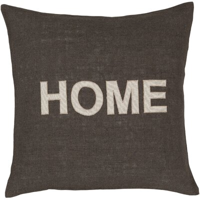 Hot Home Jute Throw Pillow by Surya