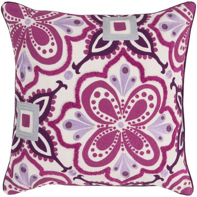 Cotton Throw Pillow I by Surya