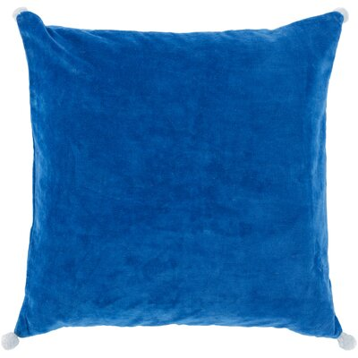 Surya Vivacious Velvet Cotton Throw Pillow