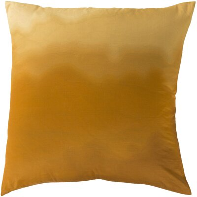 Overlaying Ombre Cotton Throw Pillow by Surya