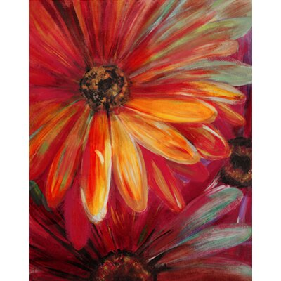 Painting Print on Canvas by Brayden Studio