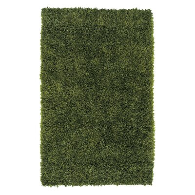 Shimmer Green Rug by Surya