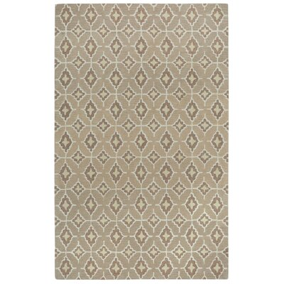 Kevin O'BrienRossio Hand Tufted Biscuit/Yellow Area Rug by Capel