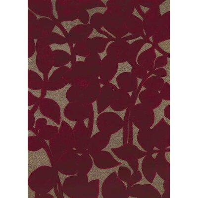 Allure Allurerary Rich Red Area Rug by Dynamic Rugs