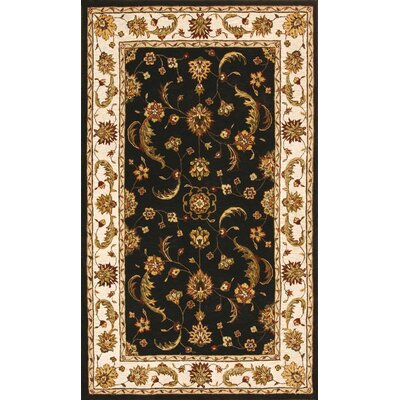 Dynamic Rugs Jewel Charcoal/Beige Rug