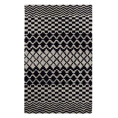 Dynamic Rugs Dream Grey/Black Area Rug